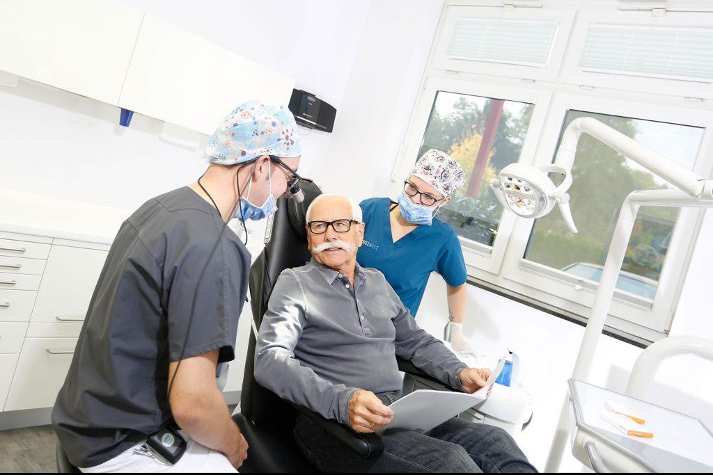Bisswest Parodontologie